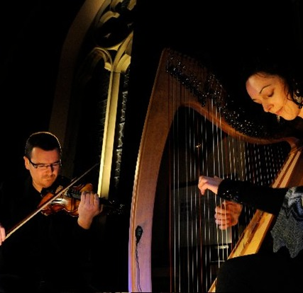 Catriona McKay & Chris Stout live in Orkney