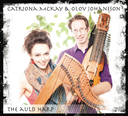 The Auld Harp cd cover